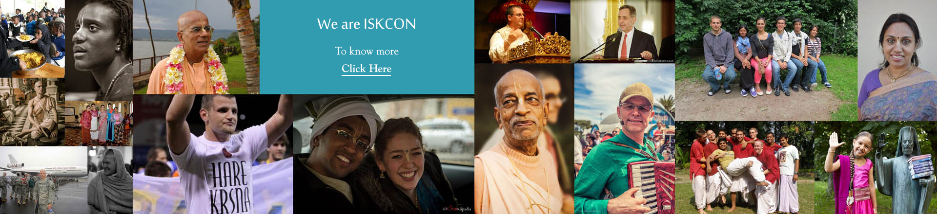 What is ISKCON?